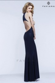 7182-navy-nude-prom-dress-shops